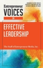 Entrepreneur Voices on Effective Leadership - Book