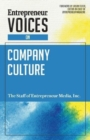 Entrepreneur Voices on Company Culture - Book