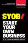 Start Your Own Business : The Only Startup Book You'll Ever Need - Book