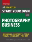 Start Your Own Photography Business - Book