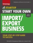 Start Your Own Import/Export Business - Book