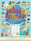 A World of Animals : Learn to draw more than 175 animals from the seven continents! - Book