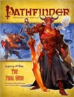 Pathfinder Adventure Path: Legacy of Fire #6 - The Final Wish - Book