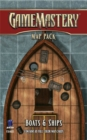 GameMastery Map Pack: Boats & Ships - Book