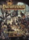 Pathfinder Roleplaying Game: Villain Codex - Book