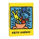 Keith Haring Notecard Box - Book