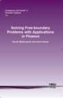 Solving Free-boundary Problems with Applications in Finance - Book