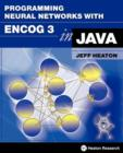 Programming Neural Networks with Encog3 in Java - Book