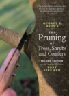 Pruning of Trees, Shrubs and Conifers - Book