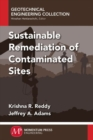 Sustainable Remediation of Contaminated Sites - Book
