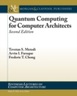 Quantum Computing for Computer Architects - Book