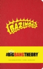 Big Bang Theory Hardcover Ruled Journal - Book