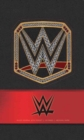 WWE Hardcover Ruled Journal - Book