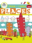 Draw + Learn: Places - Book