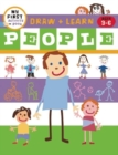 Draw + Learn: People - Book