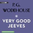 Very Good, Jeeves - eAudiobook