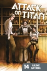 Attack On Titan 14 - Book