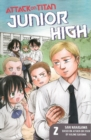 Attack On Titan: Junior High 2 - Book