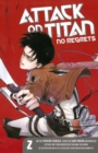 Attack On Titan: No Regrets 2 - Book