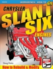 Chrysler Slant Six Engines : How to Rebuild and Modify - Book