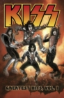 Kiss: Greatest Hits Volume 1 - Book