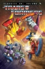 The Transformers Classics Uk, Vol. 4 - Book