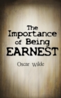 The Importance of Being Earnest - Book