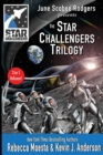Star Challengers Trilogy : Moonbase Crisis, Space Station Crisis, Asteroid Crisis - Book