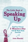 The Little Book of Speaking up - Book