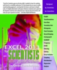 Excel 2013 for Scientists - Book