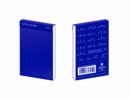 Grids & Guides (Micro Blue) : A Pocket Size Notebook - Book