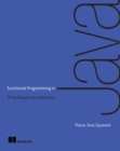 Functional Programming in Java - Book