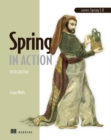 Spring in Action, Fifth Edition - Book