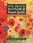 One-Block Wonder Panel Quilts : New Ideas; One-of-a-Kind Hexagon Blocks - Book