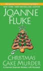 Christmas Cake Murder - Book