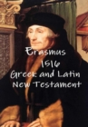 Erasmus 1516 Greek and Latin New Testament - Book
