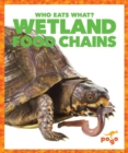 Wetland Food Chains - Book