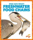 Freshwater Food Chains - Book