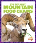 Mountain Food Chains - Book