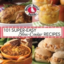 101 Super Easy Slow-Cooker Recipes Cookbook - eBook