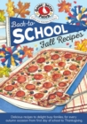 Back-To-School Fall Recipes - eBook