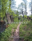 They Must Be Living Somewhere - Book