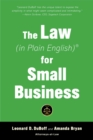The Law (in Plain English) for Small Business (Fifth Edition) - Book