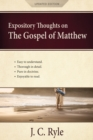 Expository Thoughts on the Gospel of Matthew : A Commentary - Book