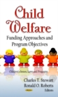 Child Welfare : Funding Approaches & Program Objectives - Book