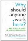 Why Should Anyone Work Here? : What It Takes to Create an Authentic Organization - eBook