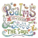 Psalms to Color & Soothe the Soul - Book
