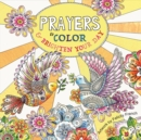 Prayers to Color & Brighten Your Day - Book
