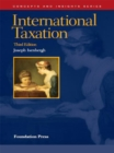 International Taxation, 3d (Concepts and Insights Series) - eBook
