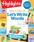 Let's Write Words - Book
